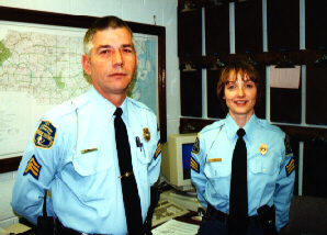 1990s Correctional Officers