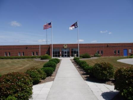 Polk county correctional center north carolina