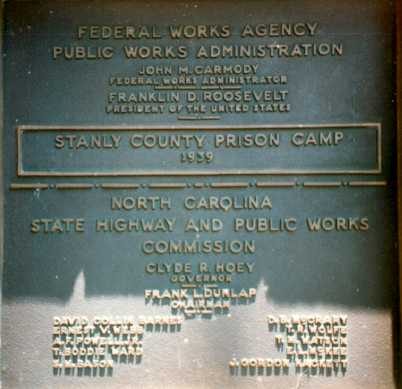 History of NC Prisons - Part 1