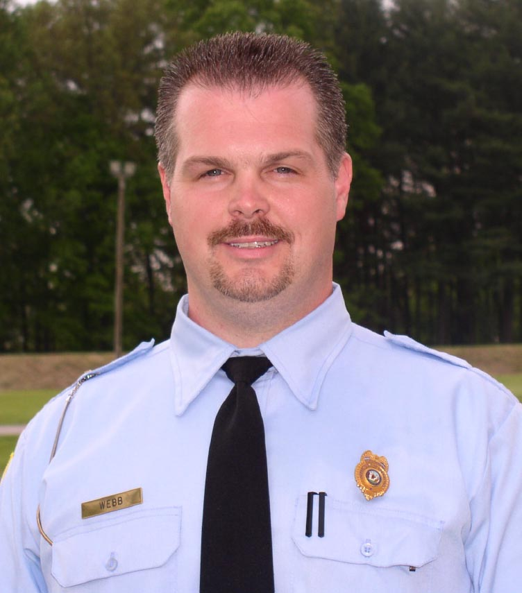 Tim Webb named Correctional Officer of the Year