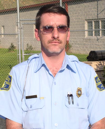 Randy Polechio named Correctional Officer of the Year